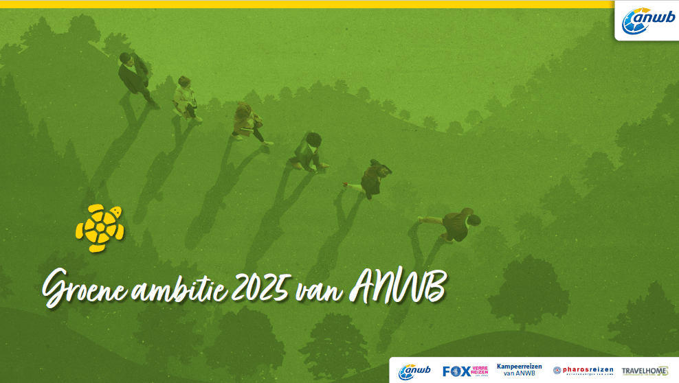 Groene ambitie ANWB 2025